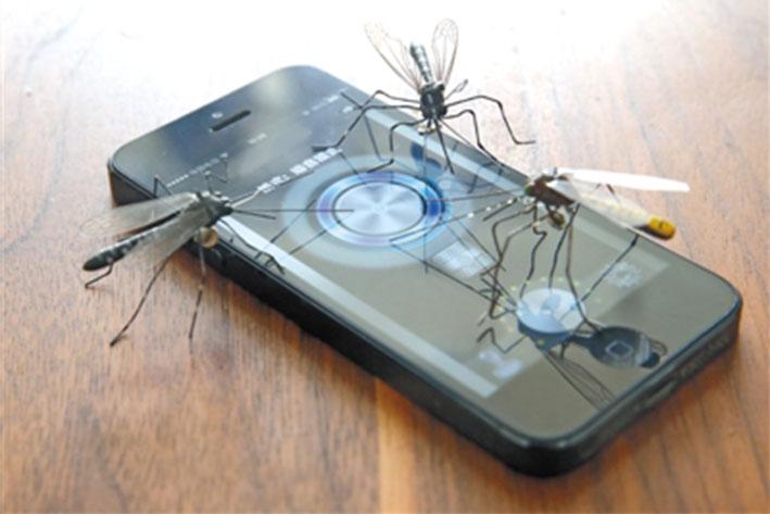 驱蚊工具类APP定制开发