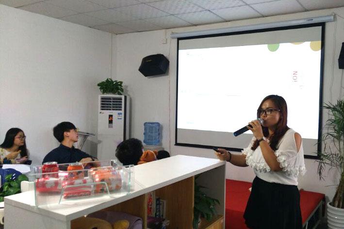 广州APP开发公司紫鲸互联第三季度工作总结会2