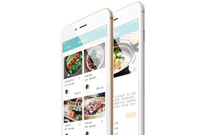 餐饮APP开发希望白领们都能吃上健康的饭菜