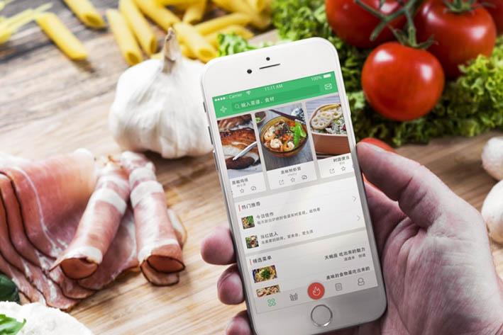 你知道餐饮APP开发筷好味升级之后的变化吗?