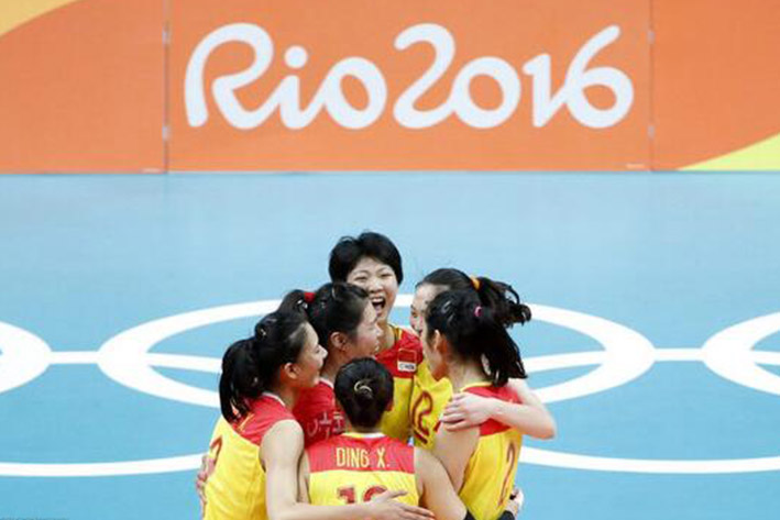 广州APP开发公司紫鲸互联恭贺中国女排夺冠