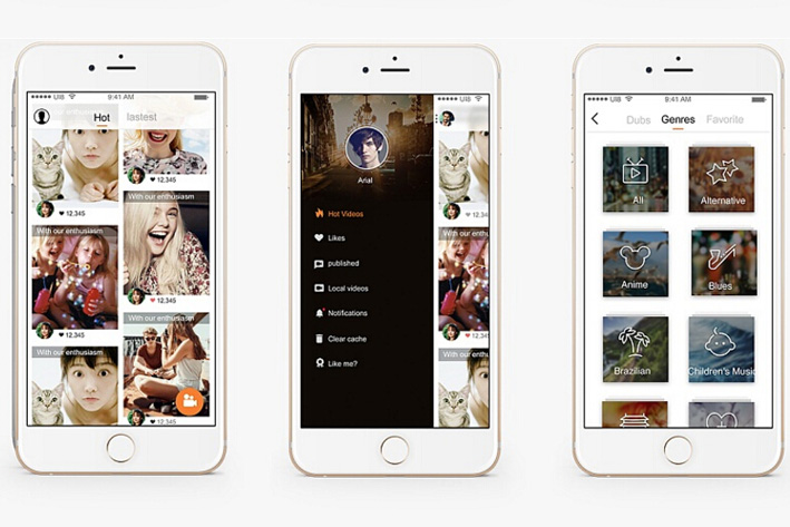 短视频直播app开发怎样做产品内容和用户互动
