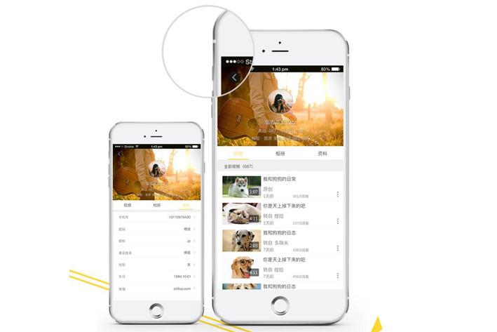 宠物短视频软件开发