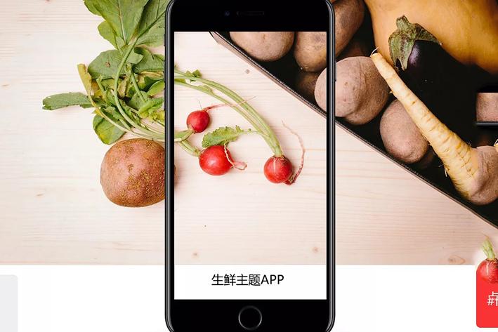 生鲜电商App开发切入社区服务