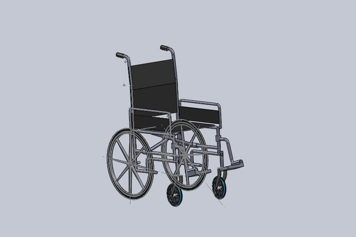 共享轮椅App开发促进资源共享