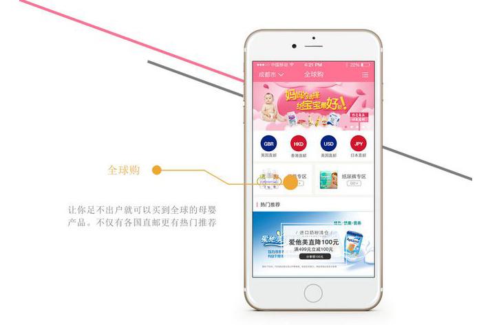 B2C商城App开发方案提高销售经营