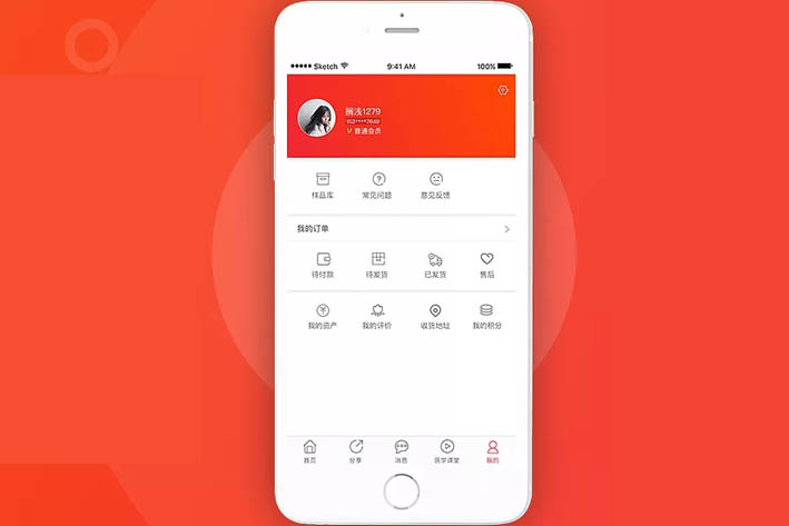 社交电商App开发功能详解