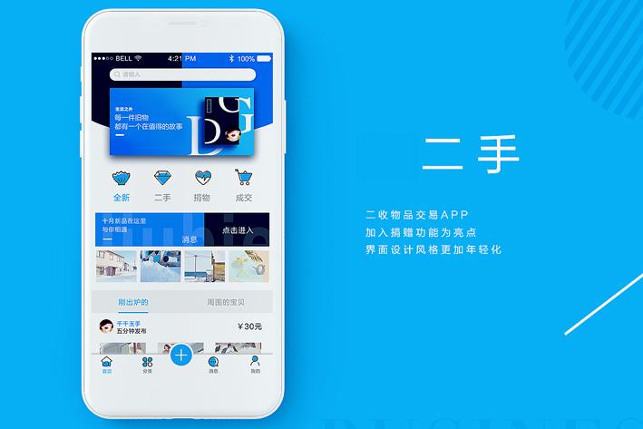 二手电商App开发方案,完善电商交易市场