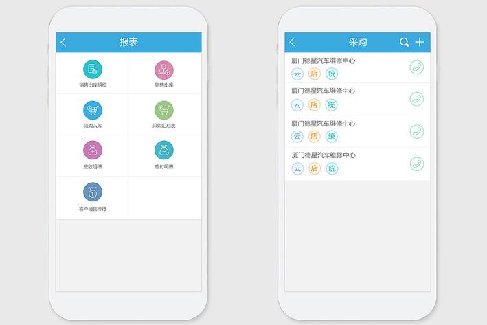 汽配商城App开发方案,快捷的汽配服务