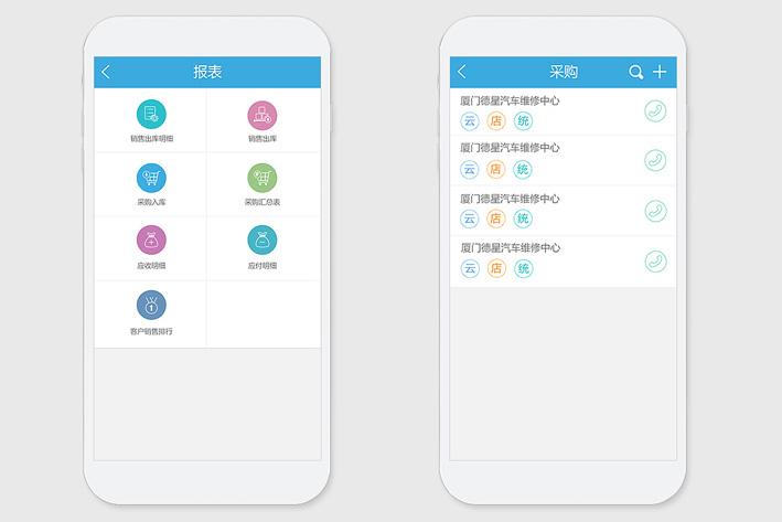 汽配商城App开发促进汽配电商发展