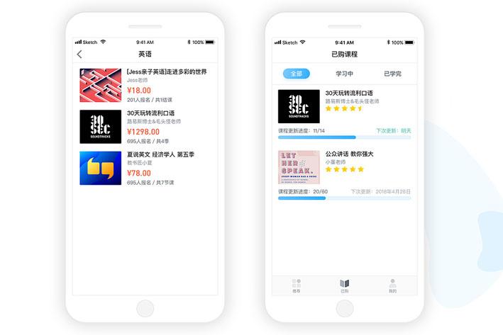 付费阅读App开发促进互联网发展