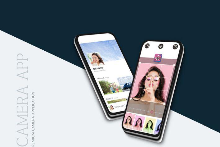 美颜相机App开发拍出更美的你