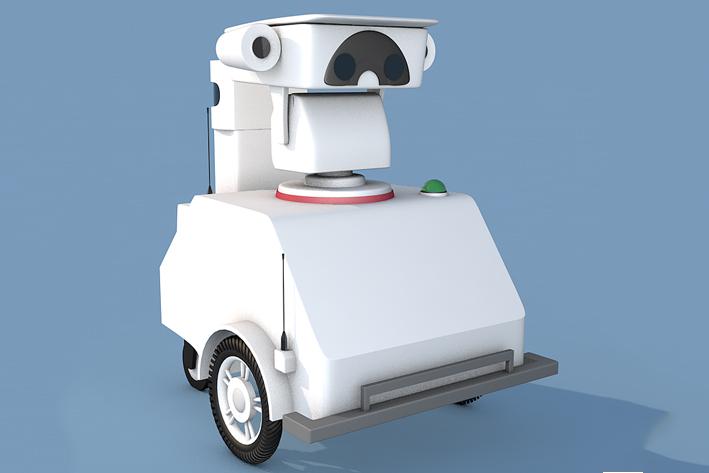 智能巡检机器人App开发浅析