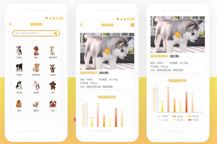 宠物APP软件开发功能浅析