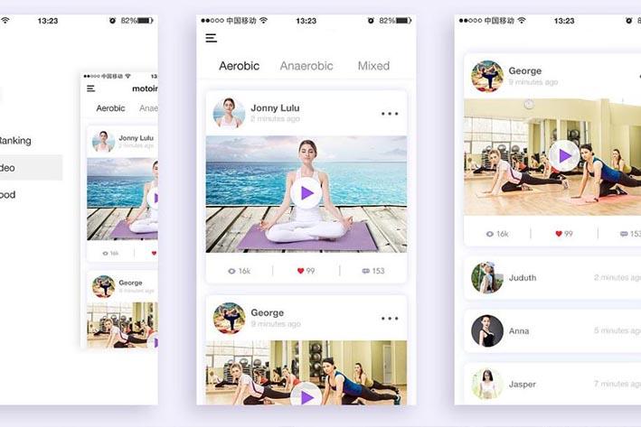 瑜伽APP开发如何提高用户的使用体验