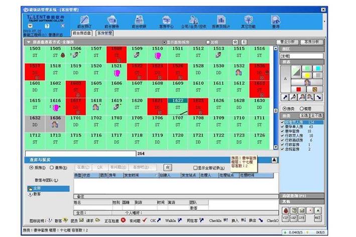 开发酒店管理软件该怎么做