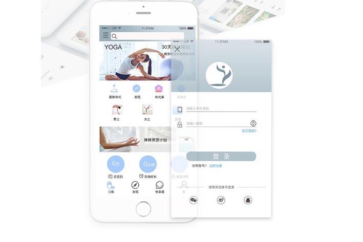 瑜伽类APP开发为何能戳中用户痛点