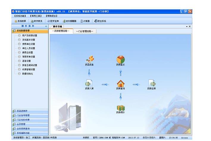 门诊查询系统开发能够提供哪些功能