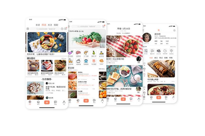 美食APP软件开发具有什么好处及特色功能