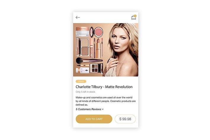 美妆产品APP软件开发具有什么优势