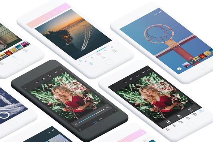 美颜修图APP开发带给用户便捷美颜服务