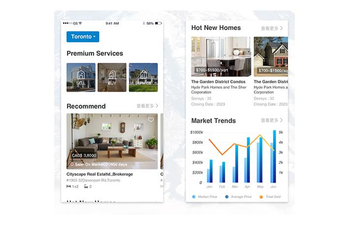 房地产服务APP开发可以为平台带来哪些收益