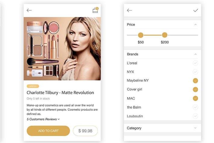 美妆护肤APP开发让用户的肌肤护理更加精致