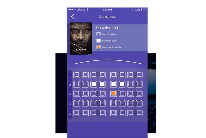 电影选票APP软件开发可以实现哪些功能需求