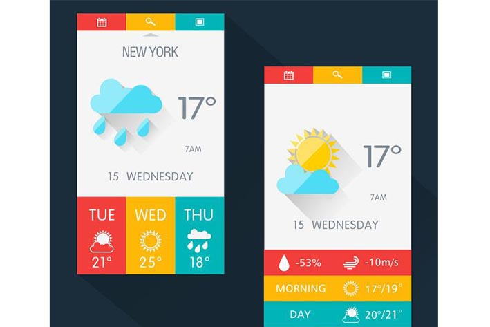 天气预报APP软件开发提供一站式服务