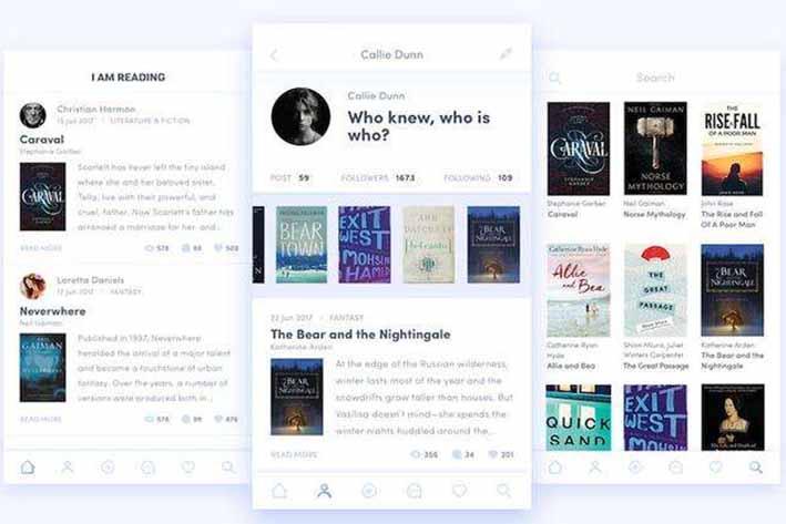 小说阅读APP开发如何提高读者的使用粘性