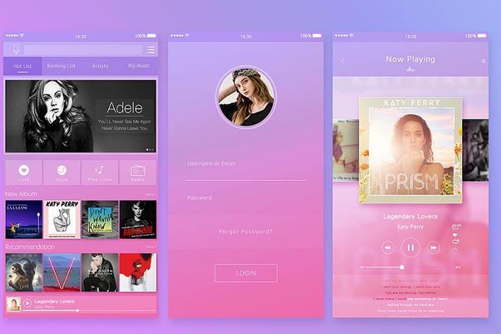 音乐APP软件开发如何更好地提高用户粘性