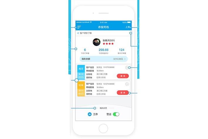 网络打车app开发的优势以及功能包括什么